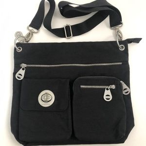 BAGGALLINI Big Sydney Bag-black